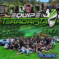 EQUIPE TERRORISTA VOLUME 21 ESP PUTARIA