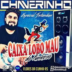CD Caixa Lobo Mau Do Funkeiro Tistandan