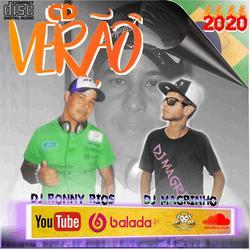 CD VERAO 2020 DJ MAGRINHO DJ RONI RIOS