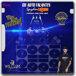 CD SPYDER KAOS ESP FUNK BASS 2021   DJWILLIAM PEIXO