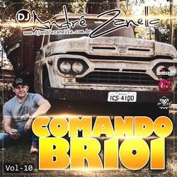 CD COMANDO BR 101 VOLUME 10 AO VIVO