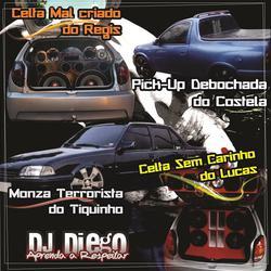 Pick-up do Costela - Celta do Lucas