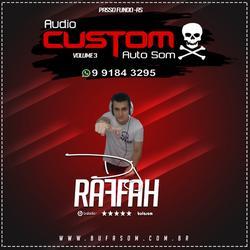 Audio Custom Auto-Som Volume 03