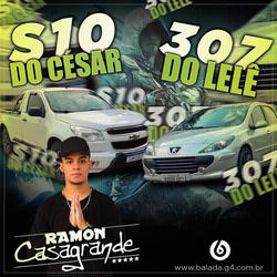 CD S10 DO CESAR E 307 DO LELE