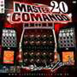 CD MASTER COMANDO 20