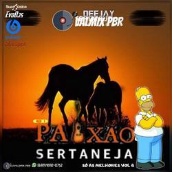 CD PAIXAO SERTANEJA SO AS MELHORES VOL 8