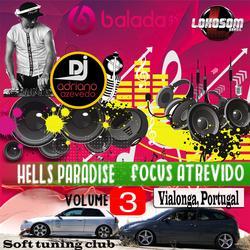 CD HELLS PARADISE E FOCUS ATREVIDO 3