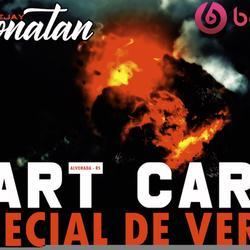 ART CAR ESPECIAL DE VERAO 2K20