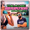 10-CD THE MUSIC SENSATION-HOUSE