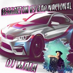 CD REGGAETON VS RAP NACIONAL 2019