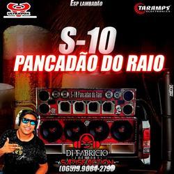 S10 PANCADAO DO RAIO LAMABADAO