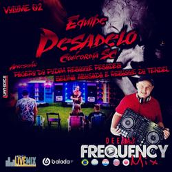CD Eqp Pesadelo 2019 - DJ Frequency Mix