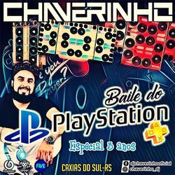 Cd Baile Do PlayStation Especial 3 Anos