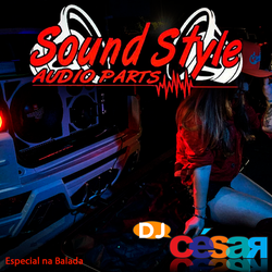 Sound Style Audio Parts Esp na Balada