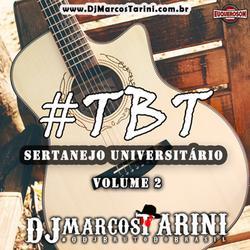 TBT Sertanejo Universitário Volume 02
