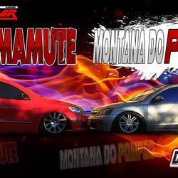 CD MONTANA DO POMPEO E GOL DO MAMUTE