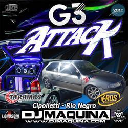CD G3 ATTACK