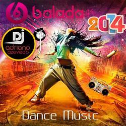 CD DANCE BALADA G4 2014