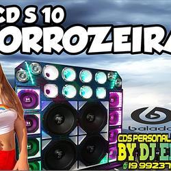 CD S 10 FORROZEIRA ESP FORRO BY DJ ELZO
