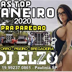 AS TOP PRA PAREDAO JANEIRO 2020