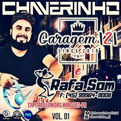 Cd Garagem 121 e Rafa Som Vol.1