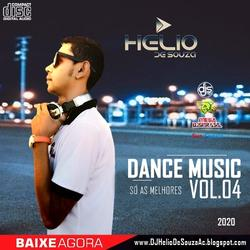 CD Dance Music Vol.04 - DJ Helio De Souza 2020
