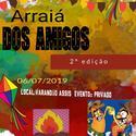 ABERTURA ARRAIA DOS AMIGOS 2 EDICAO@WWW.DJMALBEK.COM WHATSAPP 4691213684