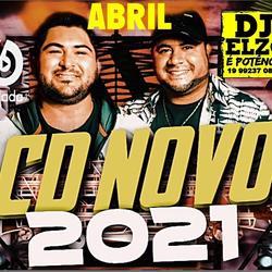 CD OS BAROES DA PISADINHA ABRIL 2021 TOP