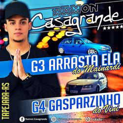 CD G3 Arrasta Ela Do Mainardi E G4 Gaspa