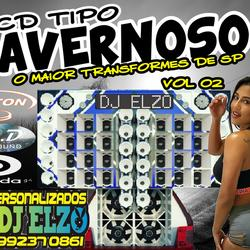 CD TIPO CAVERNOSO VOL 02 BY DJ ELZO