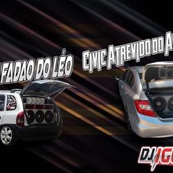 CD CORSA SAFADAO E CIVIC ATREVIDO