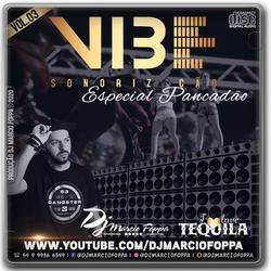 CD VIBE SONORIZACAO VOL3 DJ MARCIO FOPPA