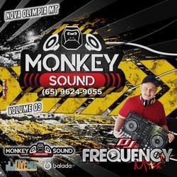 CD Monkey Sound Vol03 - DJ Frequency Mix