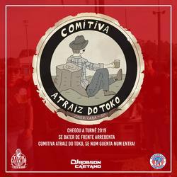 CD COMITIVA ATRAIZ DO TOCO AMERICANA SP