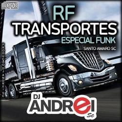 CD RF Transportes Especial Funk