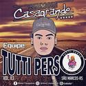 10 - CD EQUIPE TUTTI PERSO VOL 3 - DJ RAMON CASAGRANDE