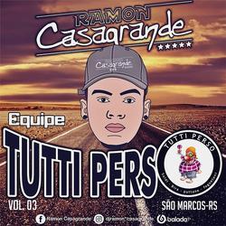 CD EQUIPE TUTTI PERSO VOL 3