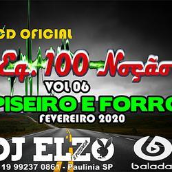 EQUIPADORA 100 NOCAO VOL 6  FORRO 2020