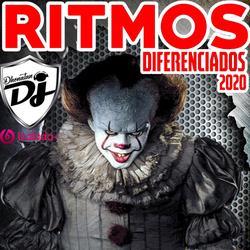 CD RITMOS DIFERENCIADOS 2020