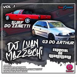CD Surf do Zanetti e G3 do Arthur Vol 1