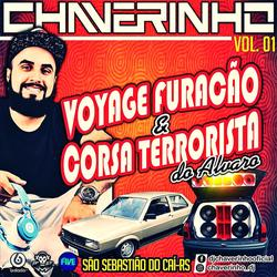 Cd Voyage Furacao e Corsa Terrorista