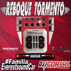 Cd Reboque Tormento Volume 1 By Dj Igor
