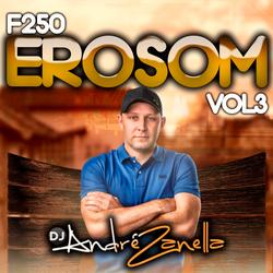 CD F250 EROSOM VOL.3 ESPECIAL SERTANEJO
