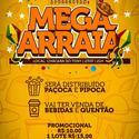 Mega Arraia Das Equipe - DJ Luan Marques - 01