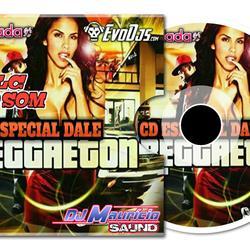 CD DLC AUTO SOM ESPECIAL REGGAETON