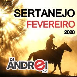 CD Sertanejo Fevereiro 2020