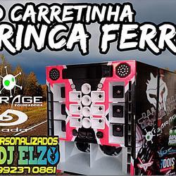 CD CARRETINHA TRINCA FERRO BY DJ ELZO
