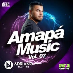 CD Amapá Music Vol 07