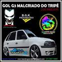 01  CD GOL G3 MALCRIADO DO TRIPÉ    2 IRMÃOS RS