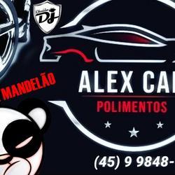 CD ALEX CAR ESPECIAL MANDELAO 2K